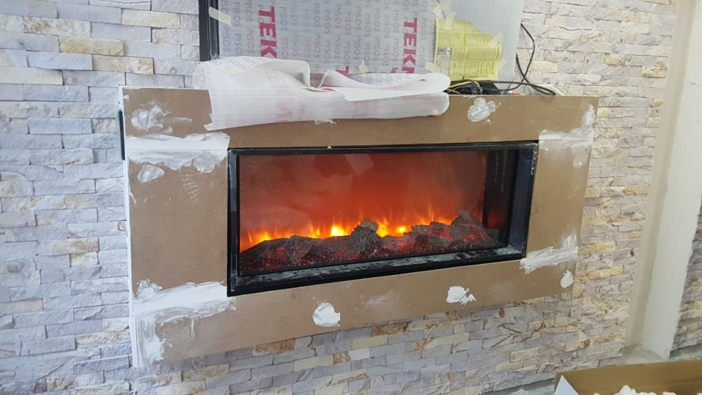 Chimenea de gas en un piso cheap chimenea gas natural dru - Chimenea de gas natural ...